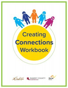 Creating Connections Workbook Cover.