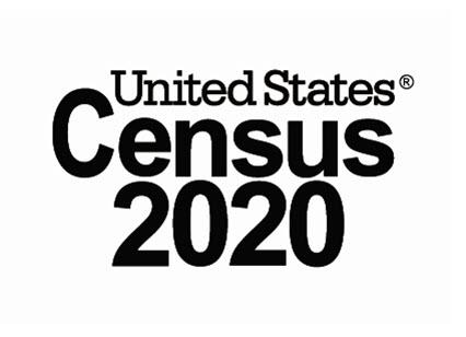 United States Census 2020 Logo